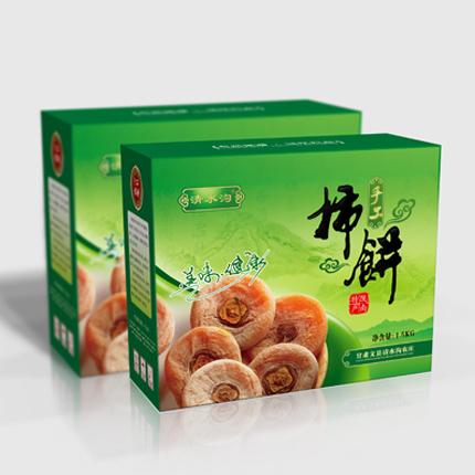 柿餅包裝盒
